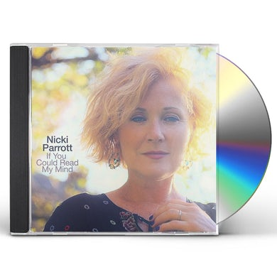 Nicki Parrott IF YOU COULD READ MY MIND CD
