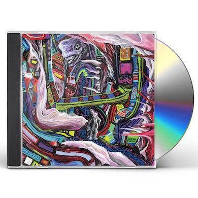 Yautja The Lurch CD