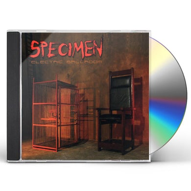 Specimen ELECTRIC BALLROOM CD