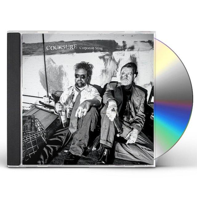 Cocksure CORPORATE STING CD