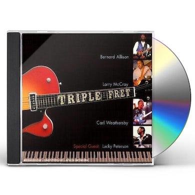 Bernard Allison TRIPLE FRET CD