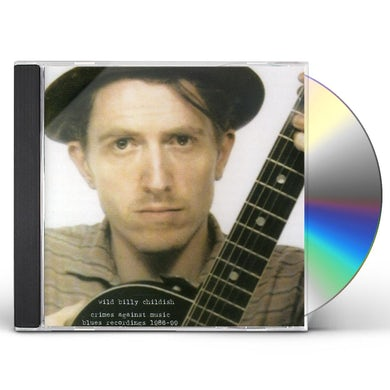 Billy Childish CRIMES AGAINST MUSIC: 1986-99 CD