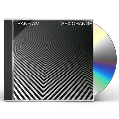 Trans Am SEX CHANGE CD