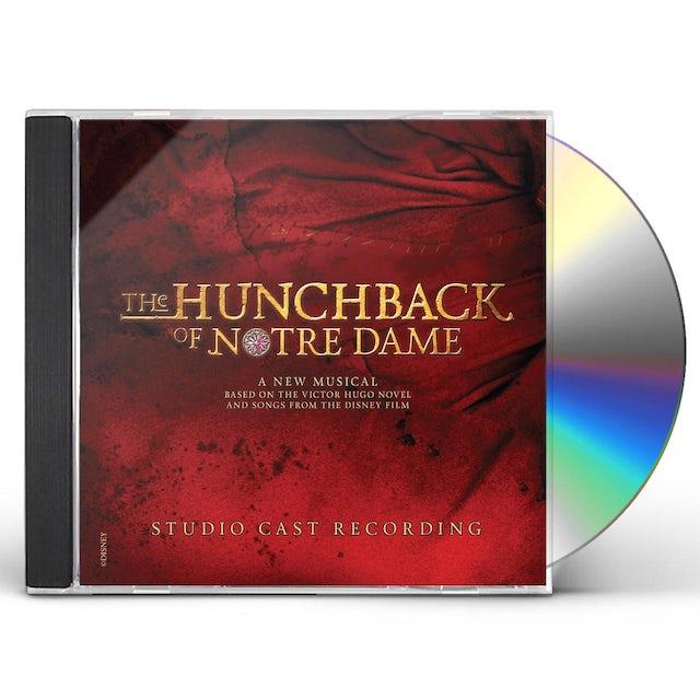 Hunchback of Notre Dame STUDIO CAST RECORDING) CD