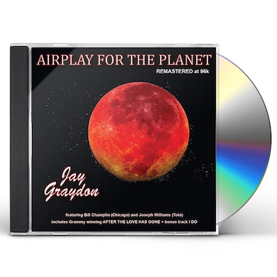 Jay Graydon AIRPLAY FOR THE PLANET CD