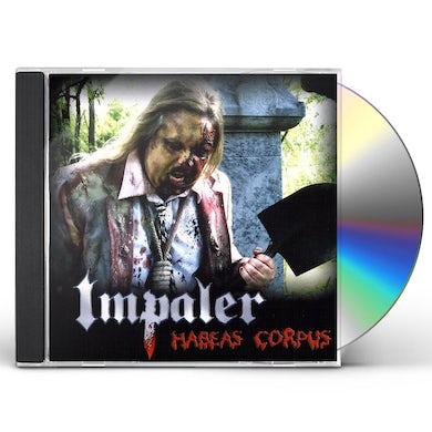 IMPALERS HABEUS CORPUS CD