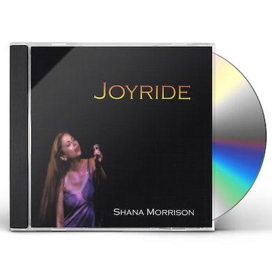 Shana Morrison JOYRIDE CD
