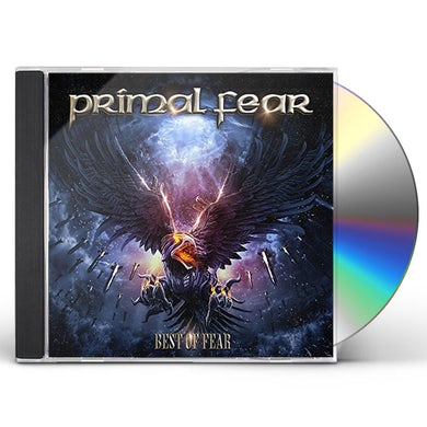 Primal Fear BEST OF FEAR CD