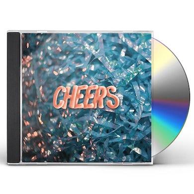 The Wild Reeds CHEERS CD
