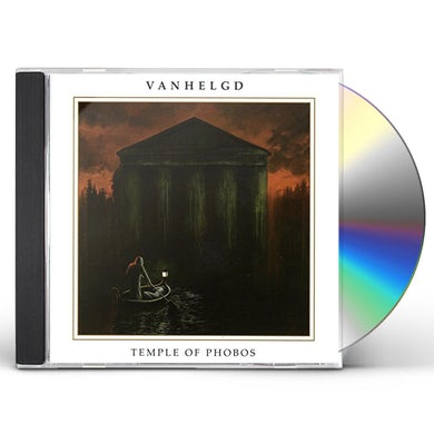 Vanhelgd TEMPLE OF PHOBOS CD