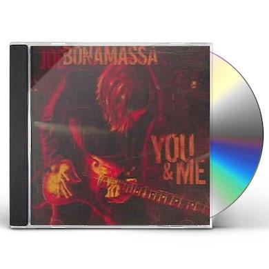 Joe Bonamassa YOU & ME CD