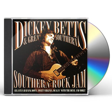 Dickey Betts & Great Southern SOUTHERN ROCK JAM CD