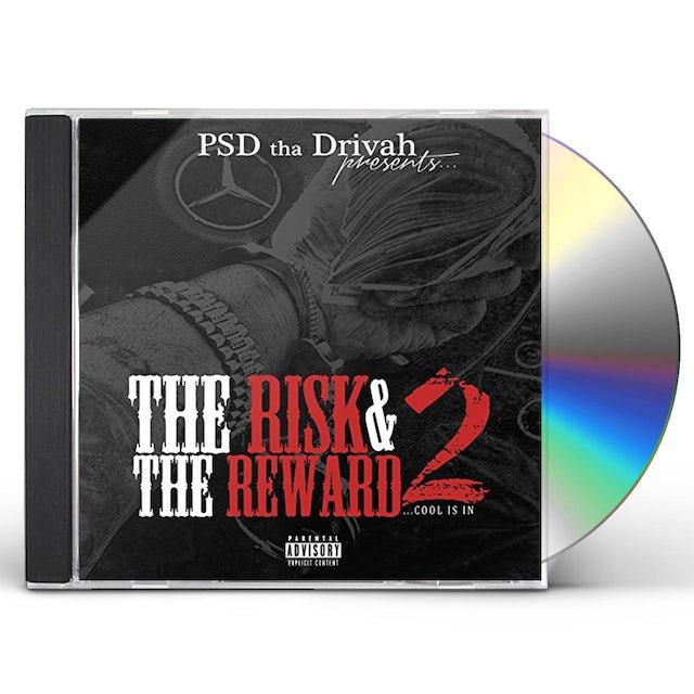 PSD Tha Drivah RISK & THE REWARD 2 CD