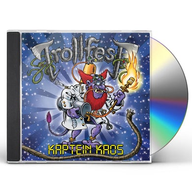 TrollfesT KAPTEIN KAOS CD