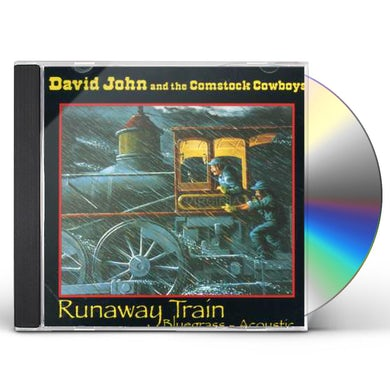 David John RUNAWAY TRAIN CD