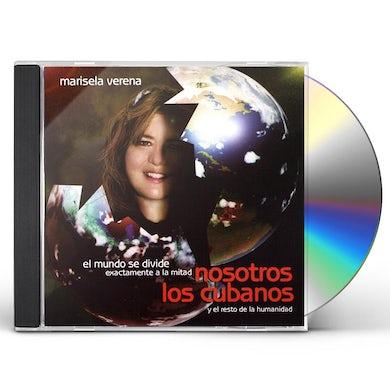 Marisela Verena NOSOTROS LOS CUBANOS CD
