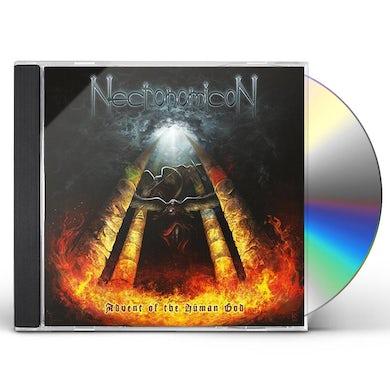 Necronomicon ADVENT OF THE HUMAN GOD CD