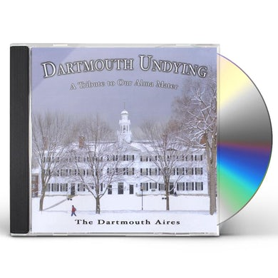 Dartmouth Aires DARTMOUTH UNDYING CD