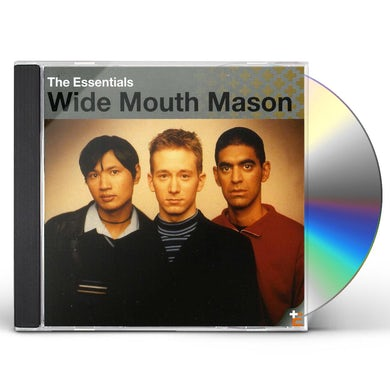 Wide Mouth Mason ESSENTIALS CD