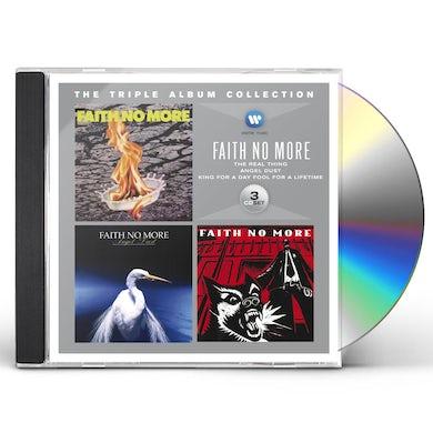 Faith No More TRIPLE ALBUM COLLECTION CD