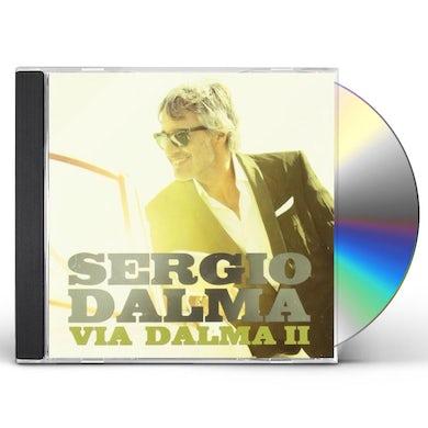 Sergio Dalma VIA DALMA II CD