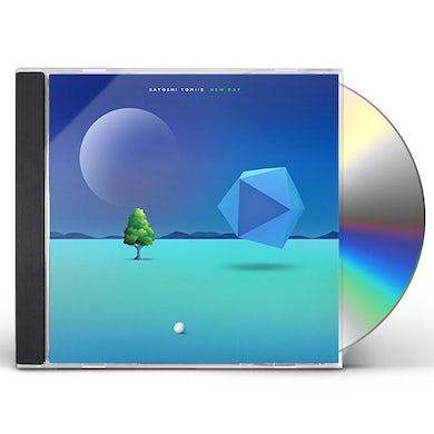 Satoshi Tomiie NEW DAY CD