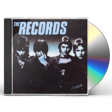 Records CRASHES CD