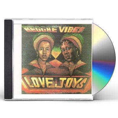 Love Joys REGGAE VIBES CD