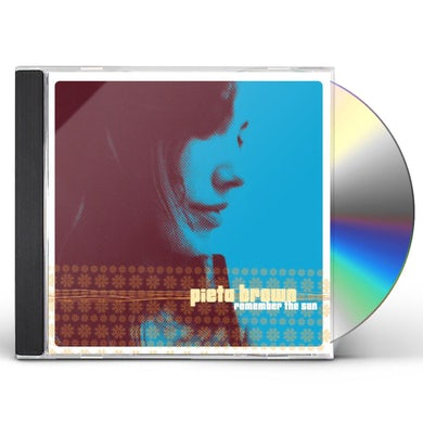 Pieta Brown REMEMBER THE SUN CD