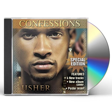 Usher CONFESSIONS CD
