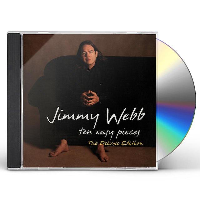 Jimmy Webb TEN EASY PIECES CD