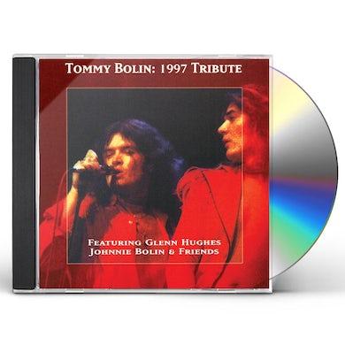TOMMY BOLIN: 1997 TRIBUTE (MOD) CD