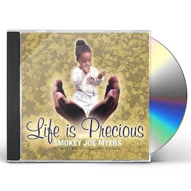 Smokey Joe LIFE IS PRECIOUS CD