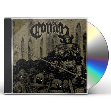 Conan EXISTENTIAL VOID GUARDIAN CD