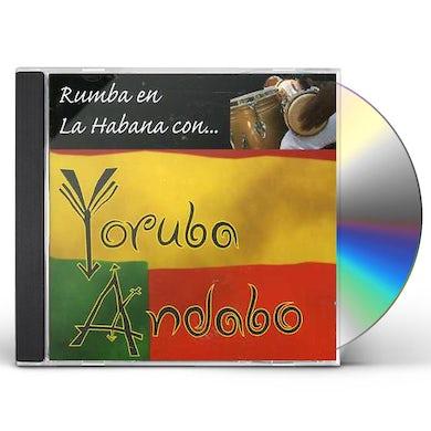 Yoruba Andabo RUMBA EN LA HABANA CON CD