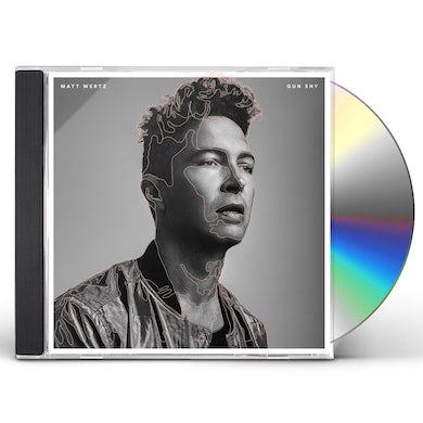 Matt Wertz GUN SHY CD