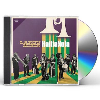 Lakou Mizik Haitianola CD