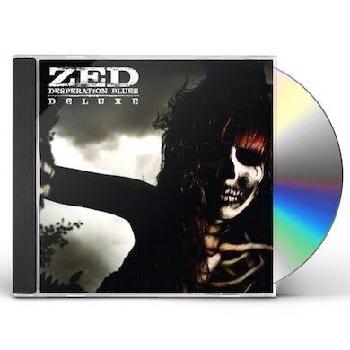 Zed DESPERATION BLUE CD