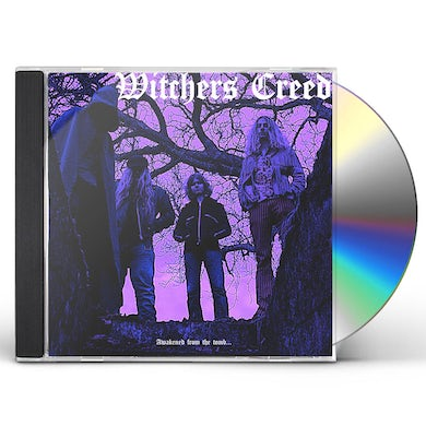 Witchers Creed AWAKENED FROM THE TOMB CD