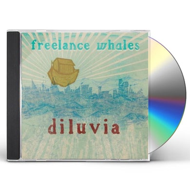 Freelance Whales DILUVIA CD