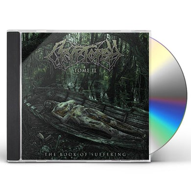 Cryptopsy BOOK OF SUFFERING - TOME II CD