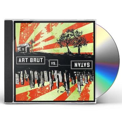 ART BRUT VS SATAN CD