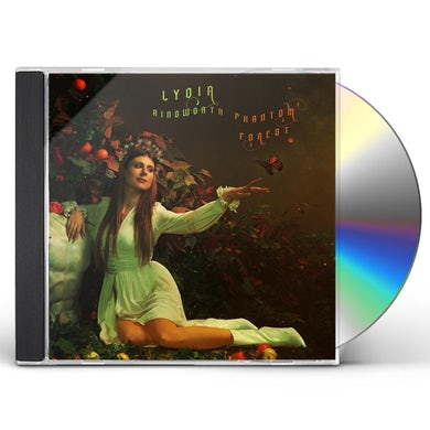 Lydia Ainsworth Phantom Forest CD