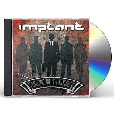 Implant PRODUCTIVE CITIZEN CD