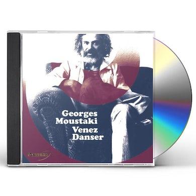 Georges Moustaki VENEZ DANSER CD