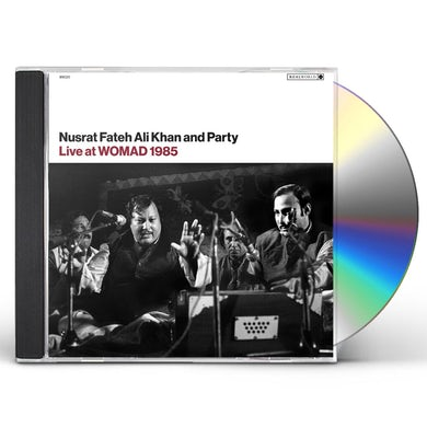 Live At Womad 1985 CD
