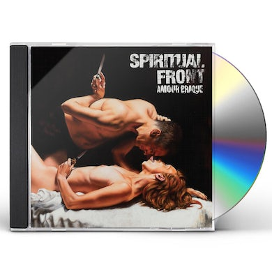 Spiritual Front AMOUR BRAQUE CD