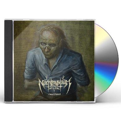 Nachtmystium RESILIENT CD