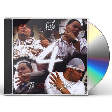 Seda FOUR LETTER WORD CD