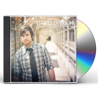 David Ditrich HOME CD